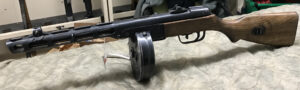 Decommissioned PPSH