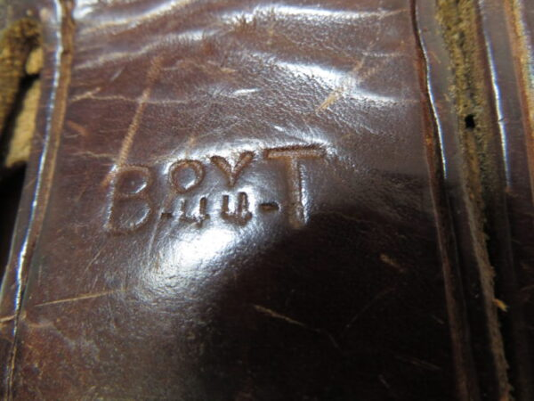 US .45 Colt Leather Boyt Holster