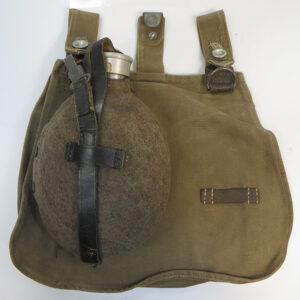 Water Bottle & Bread Bag