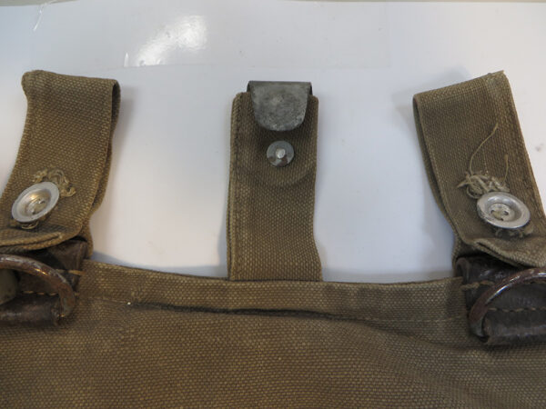 WWII German Water Bottle & Bread Bag